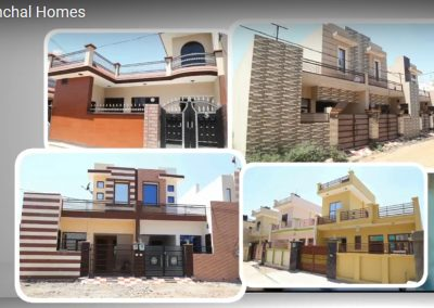 Housing projects by aanchal homes